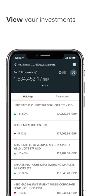 HSBC Private Banking UK on the App Store