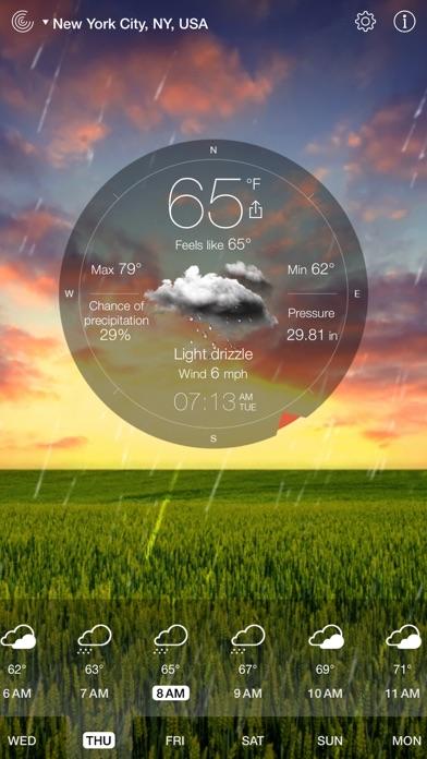 Weather Live゜-0