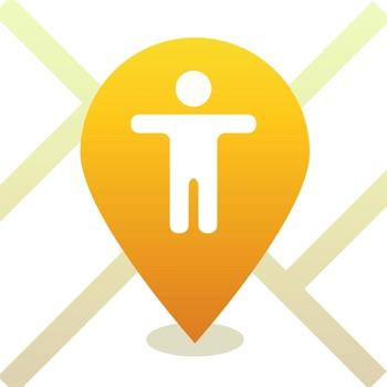 iMapp - Find my Phone, Friends Logo
