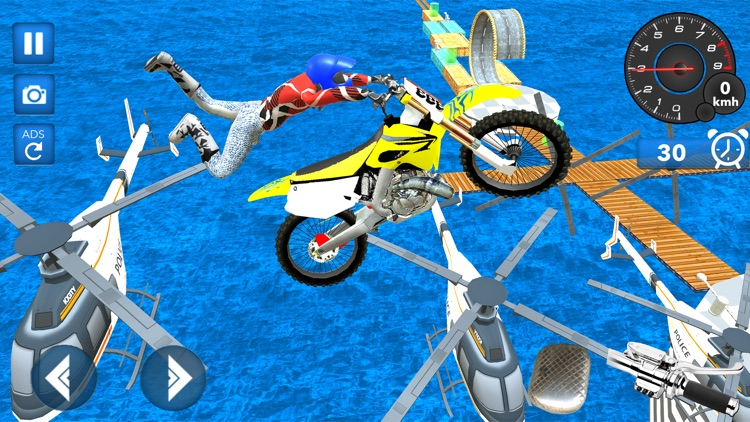 Challenge impossible tracks 3D