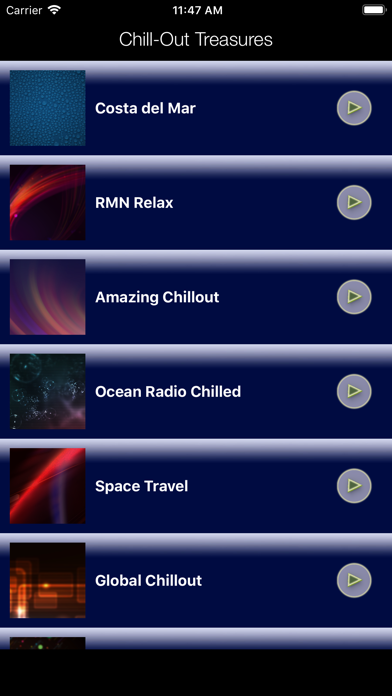 Chill-Out Treasures Radio