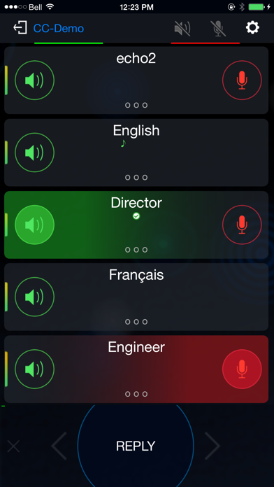 Clear-Com Agent-IC screenshot four
