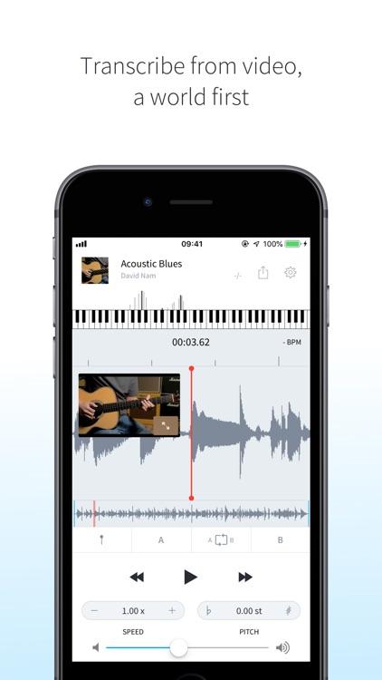 AudioStretch Lite screenshot-4