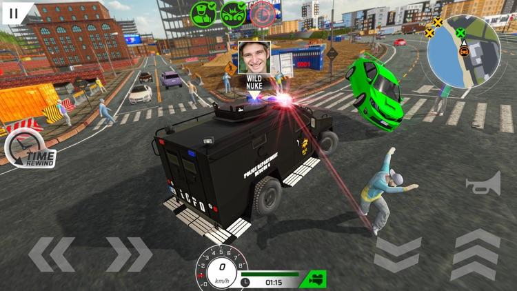 Car Drivers Online: Fun City