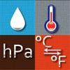 湿度の計算 - iPhoneアプリ
