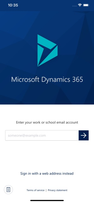 Dynamics 365 for phones on the App Store