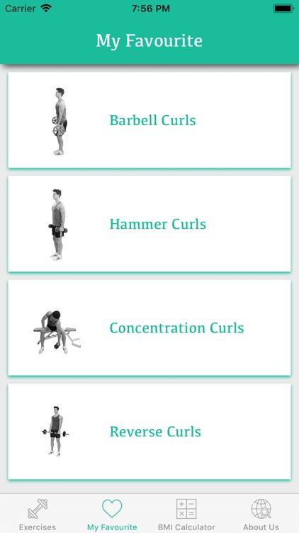 Hi-Fitness-Exercises screenshot-5