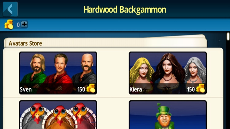 Hardwood Backgammon Pro screenshot-4