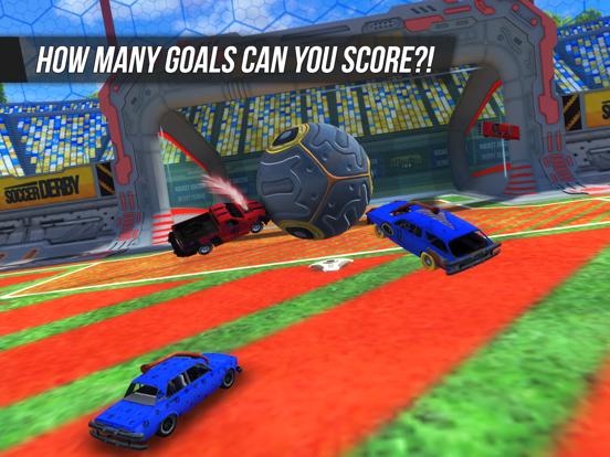 Rocket Soccer Derbyのおすすめ画像4
