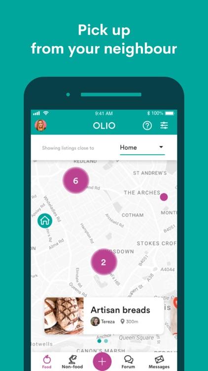 OLIO - Food Sharing Revolution screenshot-3