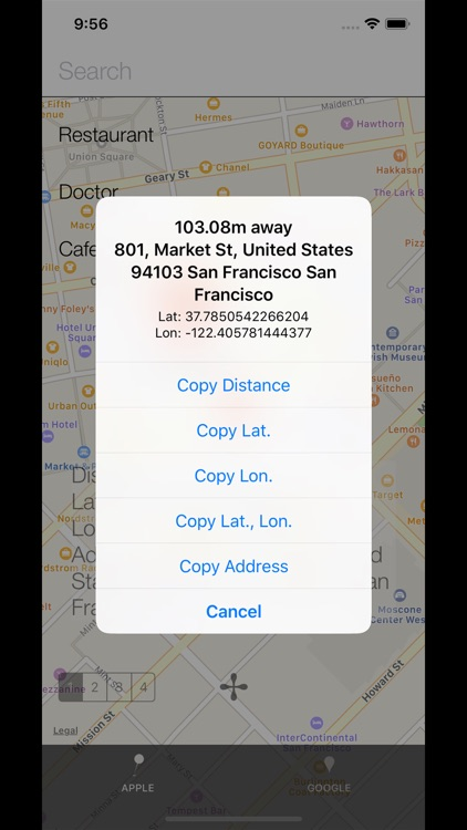 Easy Maps Xtra - GPS Data Copy