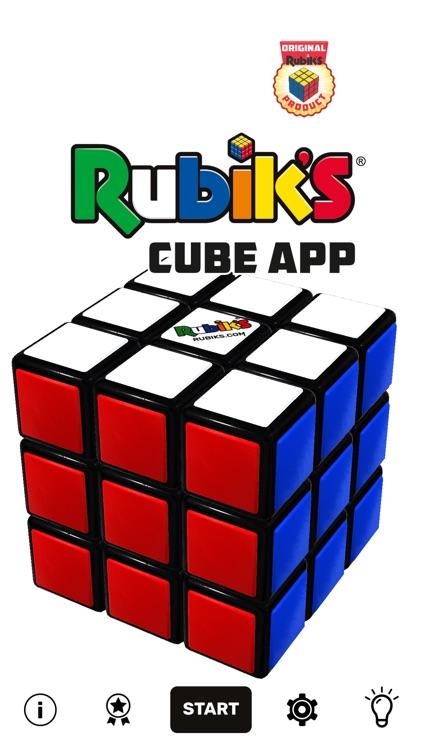 Rubik's Official Cube screenshot-0
