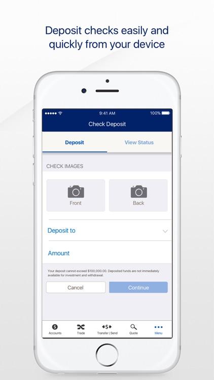 Merrill Edge for iPhone screenshot-7