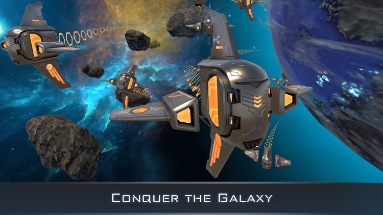 Cosmic Frontline AR screenshot-3