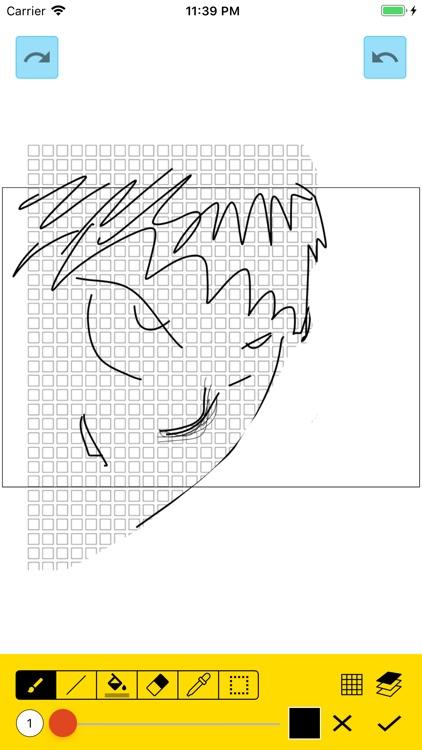Finger Manga - Comic Maker