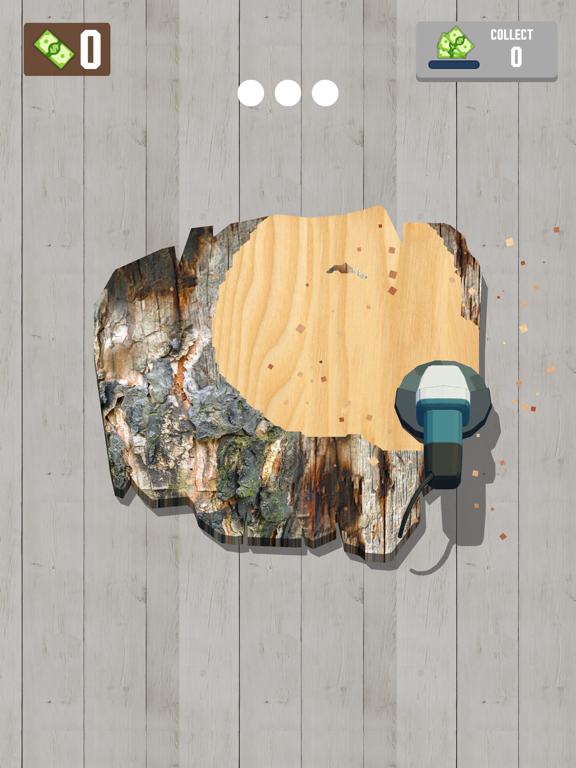 Woodcraft - 3D Carving Game screenshot 8