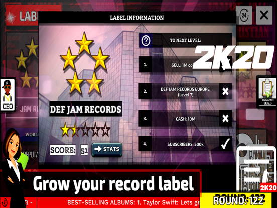 Music Label Manager 2K20 screenshot 17