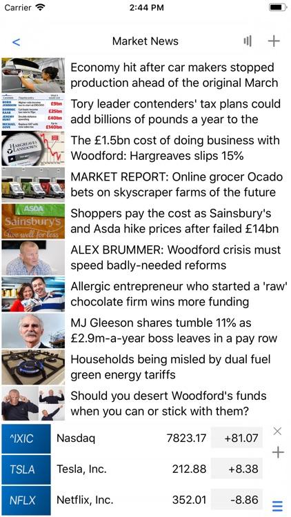 MarketNews-Pro screenshot-3