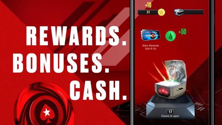 PokerStars Poker Games Online screenshot-3