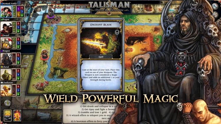 Talisman: Digital Edition screenshot-3