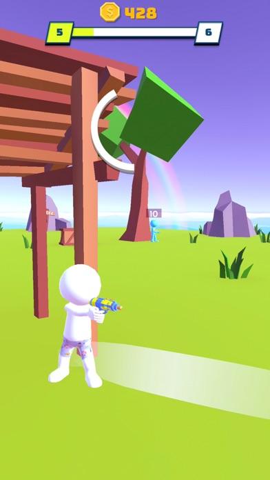 Screenshot of Water Shooty App