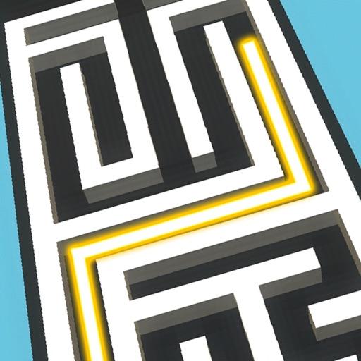 MAZ - maze puzzle game -