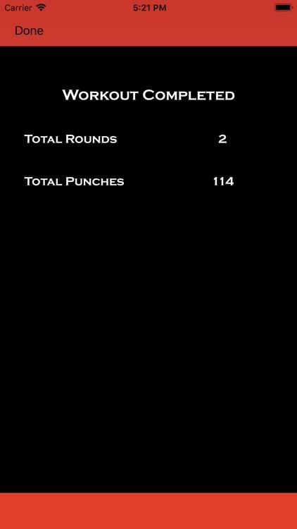 Precision Boxing Coach Pro screenshot-7
