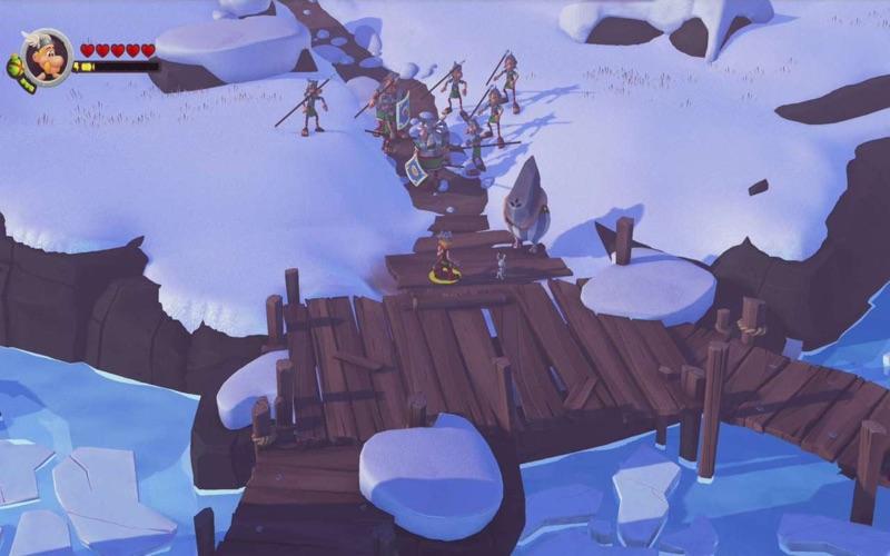 Asterix & Obelix XXL 3 screenshot 6