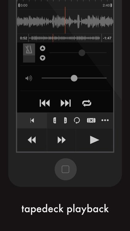 AudioScrub (PLAY Edition) screenshot-4