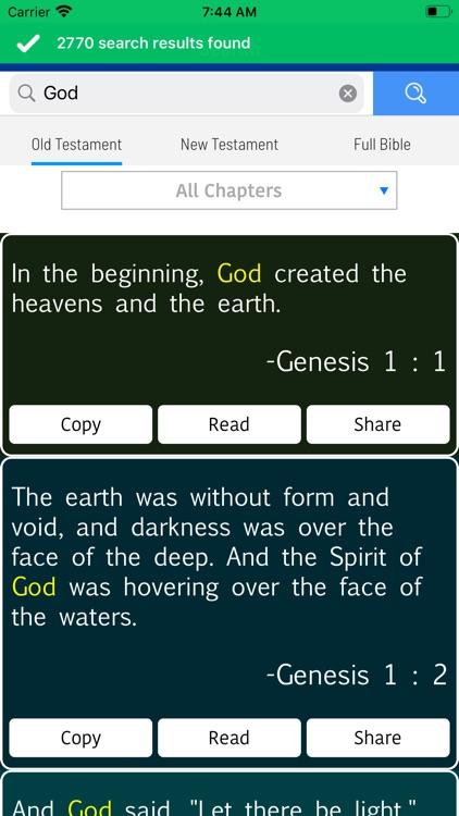 Message Bible (MSG) Offline screenshot-8