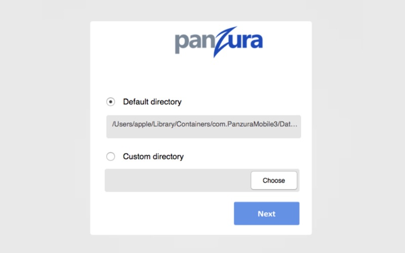Panzura Mobile 3 for Mac