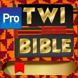 Twi & English Bible Pro
