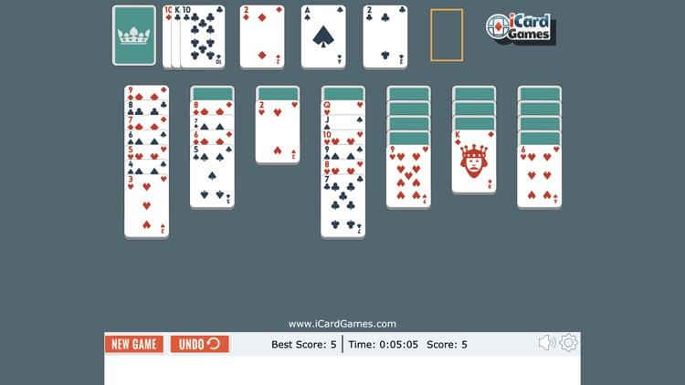 Card Games Solitaire screenshot-4