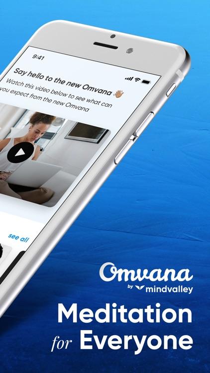 Omvana - Meditation for All