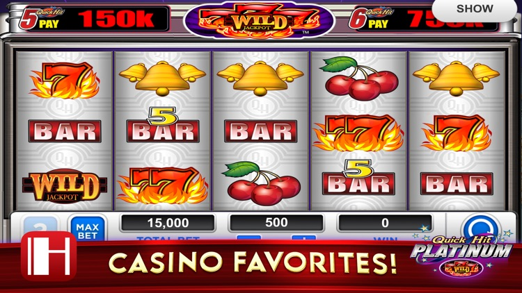 Hollywood Casino Slots Games