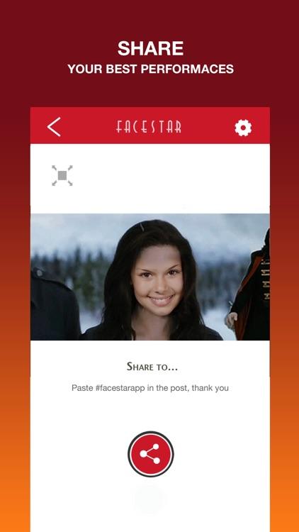 FaceStar App screenshot-3