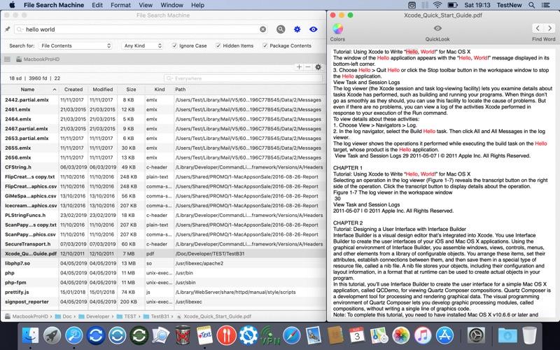 File Search Machine