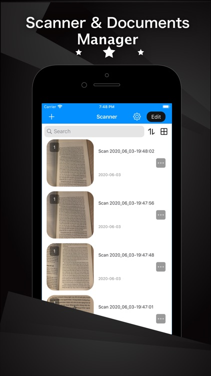 Scan PDF Scanner Scan document