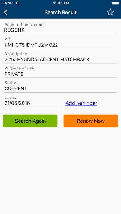 Download QLD Rego Check for Pc