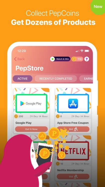 Pepapp • Period Tracker App screenshot-6