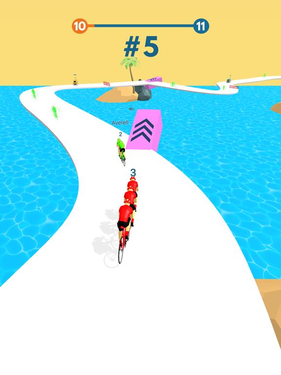 Cycling Stack Race screenshot 7