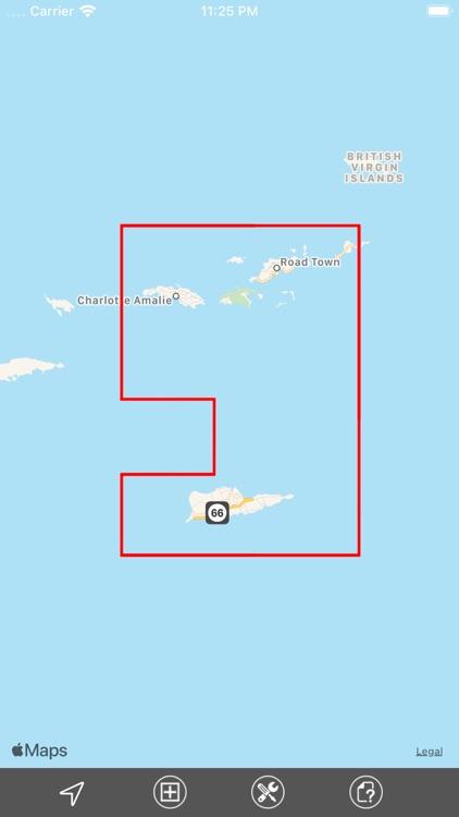 US Virgin Islands - Marine GPS screenshot-4