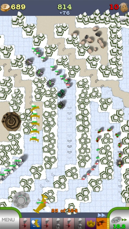 TowerMadness screenshot-3