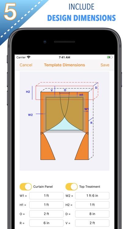 Curtain Calculator screenshot-9