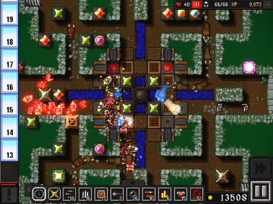 Dungeon Warfare 2 на iPad