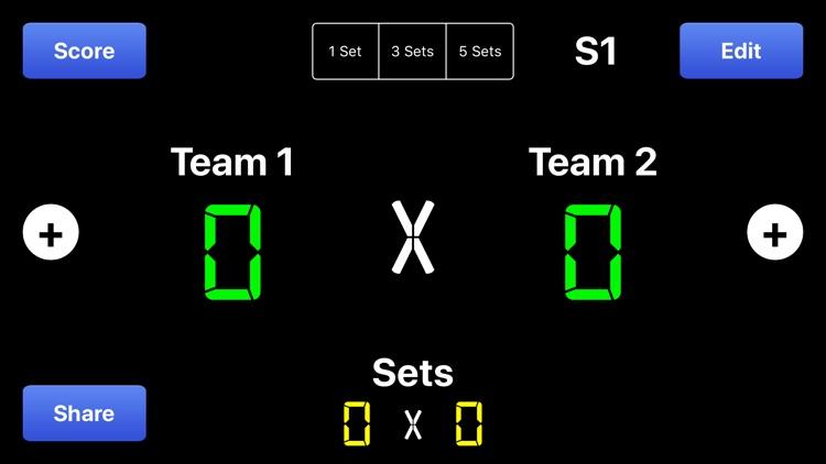 Virtual Scoreboard - Scores screenshot-3