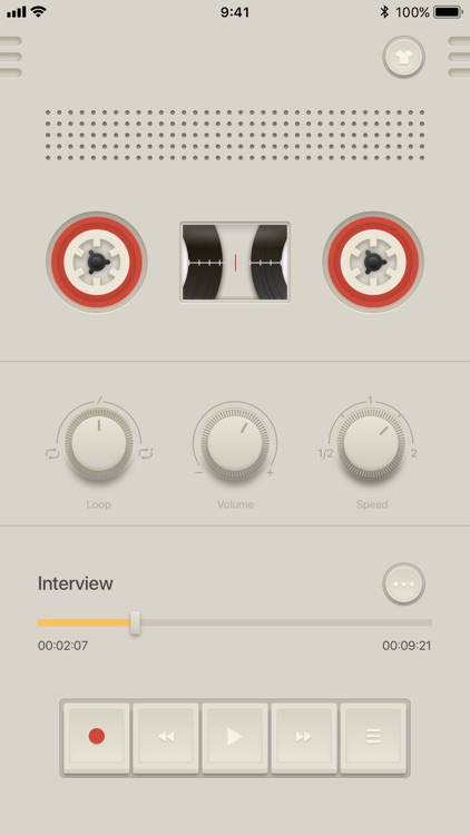 Voice Recorder PRO, Recording screenshot-5