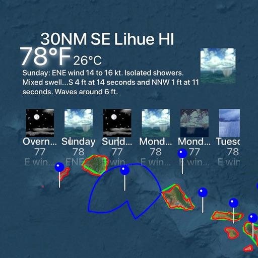 Instant Marine Forecast Pro