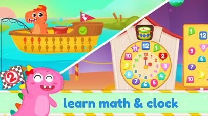 Dinosaur Kids Logic Math Game2 screenshot 5