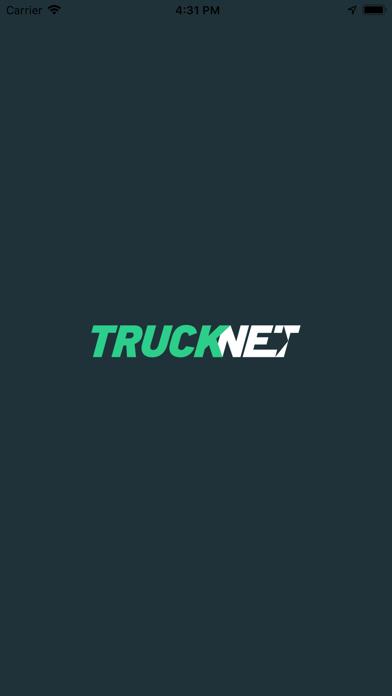 Trucknet AppCaptura de pantalla de1